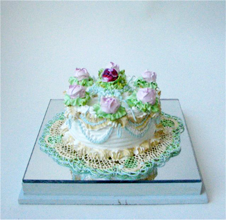 funeral cake messages